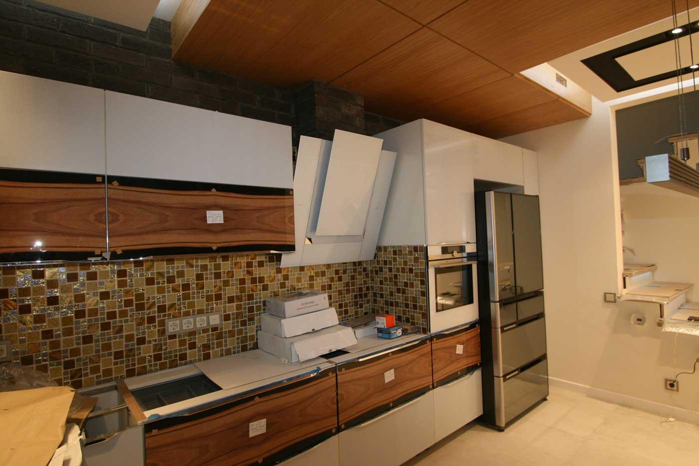 ремонт кухни челны