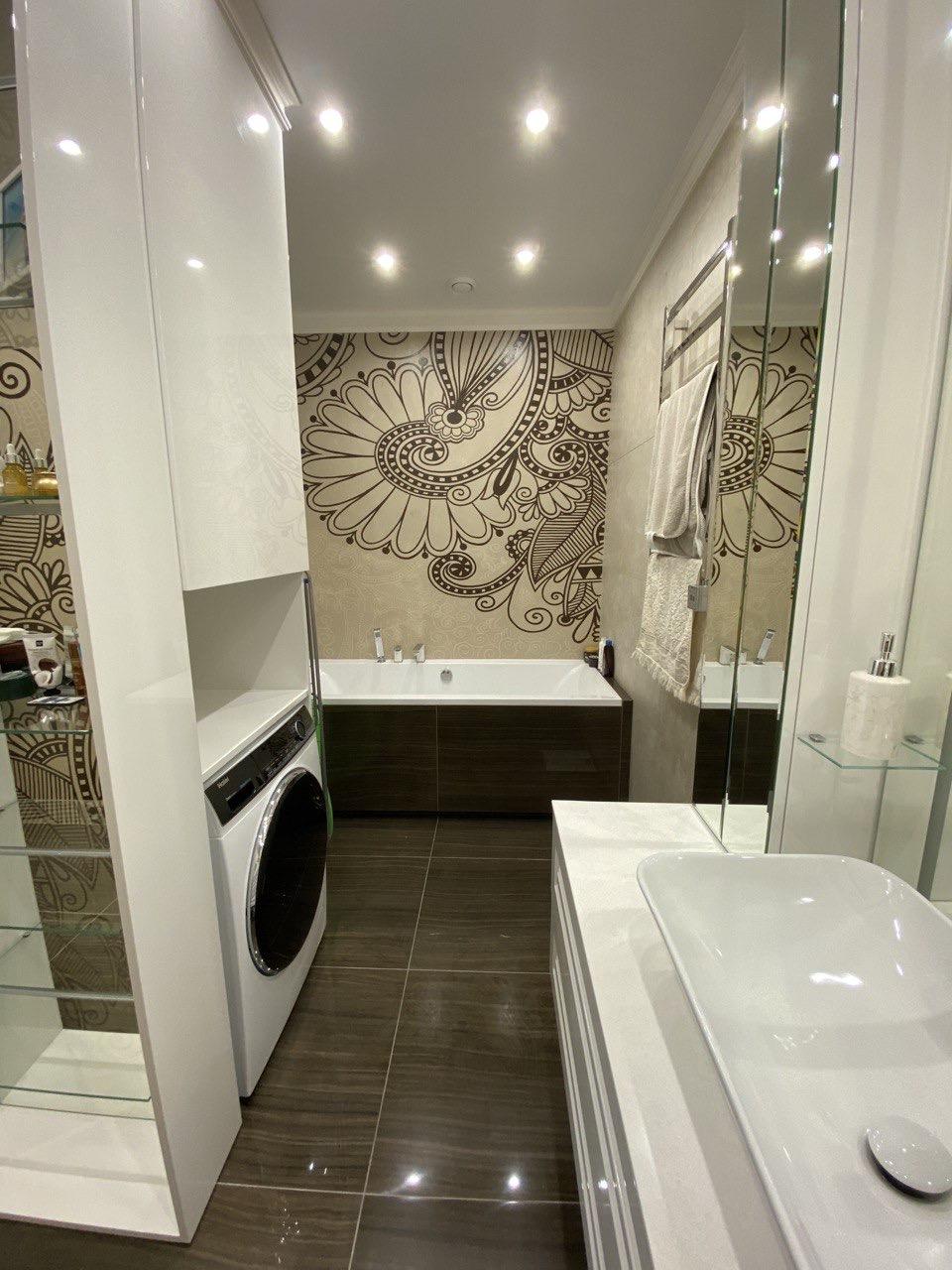 Ремонт ванная комната